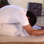Paschimottanasana - The West Stretch or Seated Forward Bend